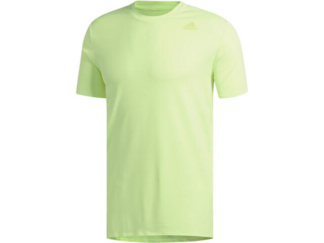 adidas Supernova T-shirt Homme, hi-res yellow